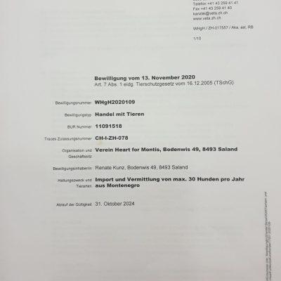 Beweilligung_Vet.Amt ZH
